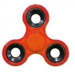 Fidget Spinner červený antistresová hračka