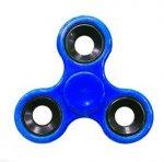Fidget Spinner modrá antistresová hračka