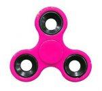 Fidget Spinner růžová antistresová hračka