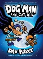 Adventures of Dog Man 4: Dog Man and Cat Kid