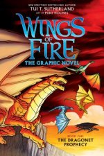Graphix Book: Wings of Fire Graphic Novel #1: The Dragonet Prophecy
