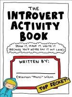 Introvert Activity Book
