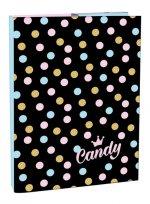 Box na sešity A4 - Candy