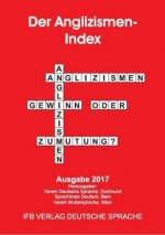 Der Anglizismen Index 2017