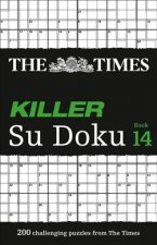 Times Killer Su Doku Book 14