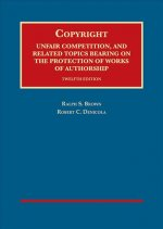 Copyright, Unfair Comp, and Related Topics Bearing on the Protection of Works of Authorship
