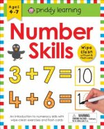 WIPE CLEAN WORKBOOK NUMBER SKILLS ENCLOS