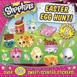 STICKERS-SHOPKINS EASTER EGG H
