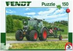 Fendt 211 Vario mit Fendt Wender Twister (Kinderpuzzle)