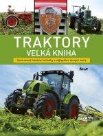 Traktory veľká kniha
