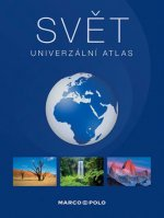 Svět univerzální atlas