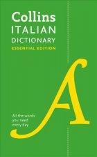 Italian Essential Dictionary
