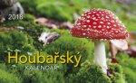 Houbařský kalendář  2018 - stolní kalendář
