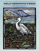 Molly Hashimoto's Birds Coloring Book