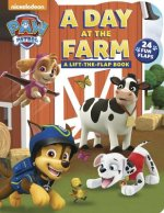PAW PATROL A DAY AT THE FARM