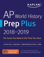 AP WORLD HIST PREP PLUS 2018-2