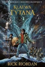 Klatwa Tytana Tom 3 Komiks Percy Jackson i Bogowie Olimpijscy