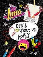 Soy Luna Deník kreativní holky