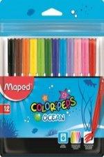 Fixy Maped Color peps Ocean 12 bar.