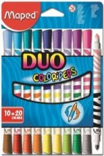 Fixy Maped Color Peps Duo 20 barev