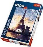 Puzzle 1000 Paryż o świcie