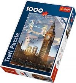 1000 Londyn o świcie