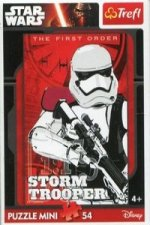 Puzzle 54 Mini Star Wars VII Storm Trooper