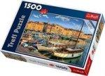 Puzzle Stary Port w Saint Tropez 1500
