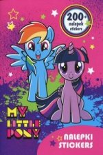Zestaw nalepek 200+  My Little Pony