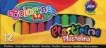 Plastelina Colorino Kids 12 sztuk