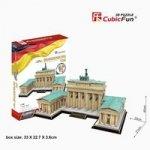Puzzle 3D Brama Brandenburska