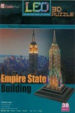 Puzzle 3D Led Empire State Building