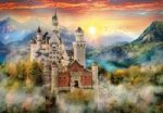 Puzzle 2000 High Quality Collection Neuschwanstein