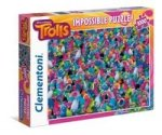 Puzzle Impossible Trolls 1000