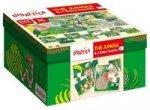 Ludattica Puzzle 8+1 Baby Puzzle The Jungle 32