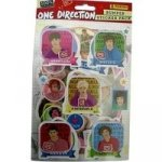 Naklejki One Direction Bumper
