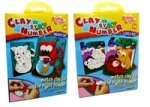 Plastelina Kiddy Clay Clay by Number