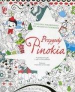 Przygody Pinokia Niezwykłe kolorowanki z plakatem do ozdobienia