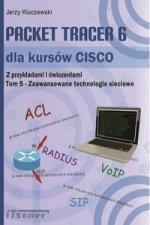 Packet Tracer 6 dla kursów CISCO Z przykładami i ćwiczeniami Tom 5