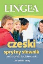 Czesko-polski polsko-czeski sprytny słownik