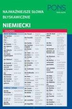 Niemiecki Najważniejsze słowa błyskawicznie