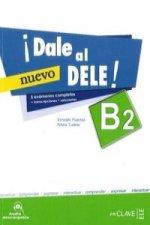 Dale al DELE B2 Książka z kluczem