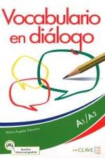 Vocabulario en dialogo książka +CD A1-A2
