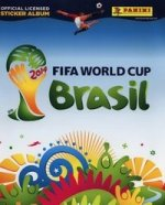 Album do wyklejania FIFA World Cup Brasil 2014