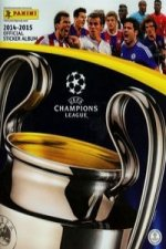 Album do wklejania UEFA CHAMPIONS L