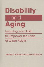 Disability and Aging