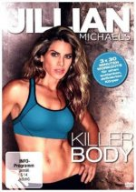 Jillian Michaels - Killer Body, 1 DVD