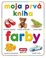 Moja prvá kniha Farby