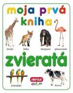 Moja prvá kniha Zvieratá