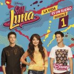 Soy Luna: La vida es un sueno. Staffel.2.1, 1 Audio-CD